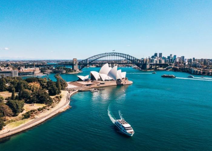 Australia - the Last Frontier